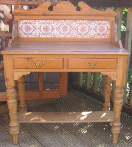 Victorian-pine-wash-stand   Garden   Pinterest