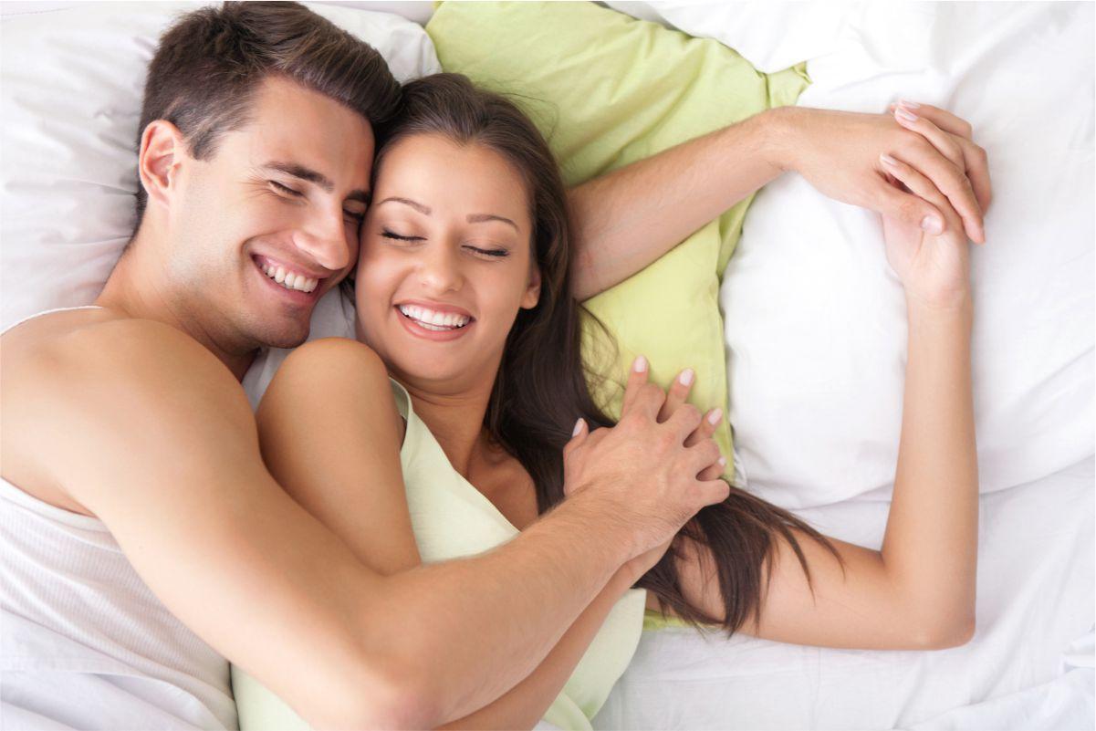 Enhanced sex life for couples