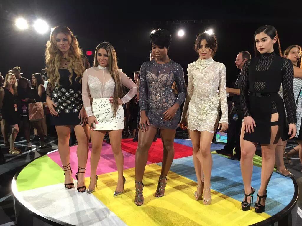 Fifth Harmony at the VMA's 2015