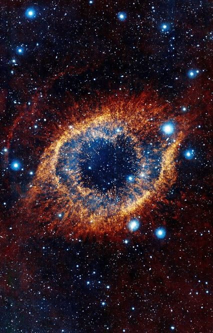 Hubble Space Telescope The Helix Nebula In The Constellation Of Nebula Wallpaper Nebula Space Stars
