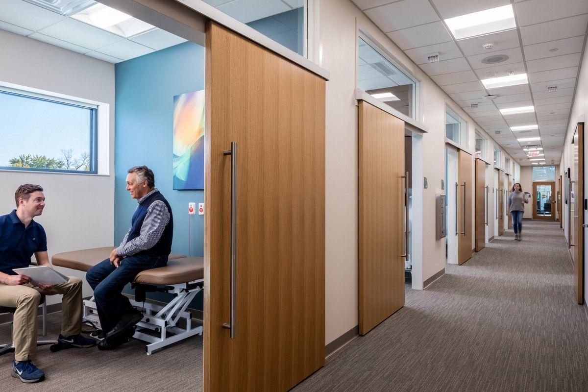 Rice Memorial Hospital Rehabilitation Center Hospital