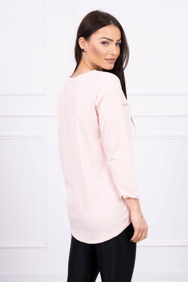 Bluza dama roz - 52 Lei -    Compozitie:  90% bumbac ,  10% elastane -   Comanda acum!  #divashopromania #divashop #hainefemei #bluze  #fashion #fashionista #fashionable #fashionaddict #styleoftheday #styleblogger #stylish #style #instafashion #lifestyle #loveit #summer #americanstyle #ootd #ootdmagazine #outfit #trendy #trends #womensfashion #streetstyle #streetwear #streetfashion #shopping #outfitoftheday #outfitinspiration #ootdshare #trendalert #boutique #haine #rom