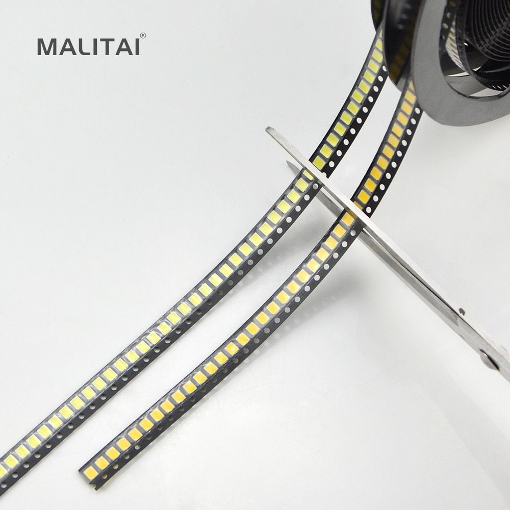 100Pcs/lot 100% Original Epistar High Lumen 2835 SMD LED lamp Chip light - Emitting Diode LEDs For LED Strip light Bulb  Price: 10.00 & FREE Shipping  #computers #shopping #electronics #home #garden #LED #mobiles #rc #security #toys #bargain #coolstuff |#headphones #bluetooth #gifts #xmas #happybirthday #fun #lightemittingdiode 100Pcs/lot 100% Original Epistar High Lumen 2835 SMD LED lamp Chip light - Emitting Diode LEDs For LED Strip light Bulb  Price: 10.00 & FREE Shipping  #computers #shoppin #lightemittingdiode