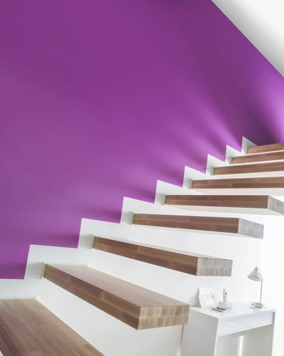 Peindre un mur en couleur Haus, Decorating and Walls - couleur des portes interieur