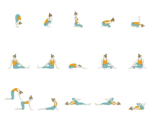 yoga sequence for digestion  yoga poses prenatal yoga