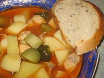 Tripe Soup (Flaki or Flaczki) Is a Traditional Polish/Slavic Soup