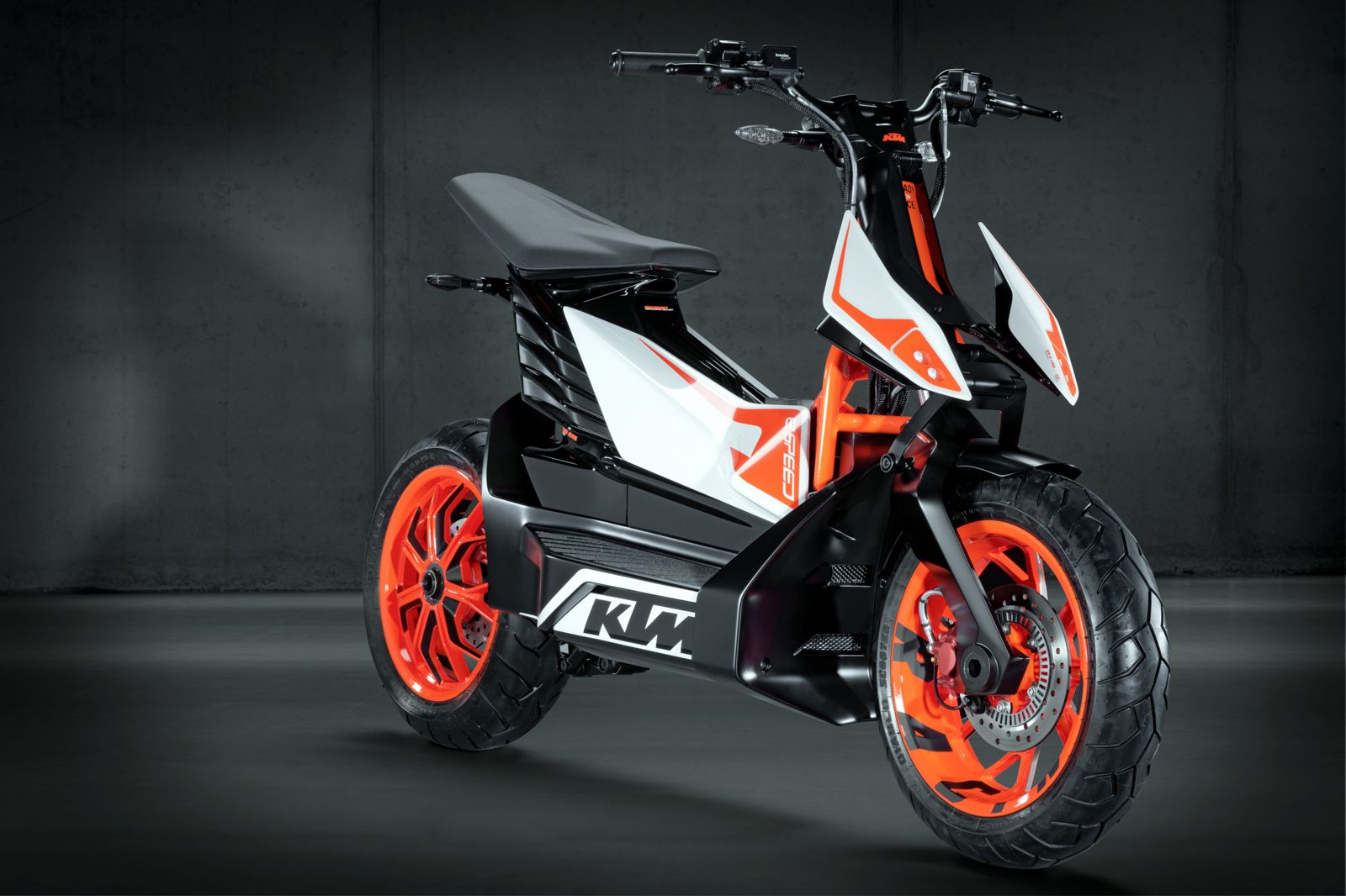 Ktm Does Electric Scooter E Speed Bikes Trike Scooter