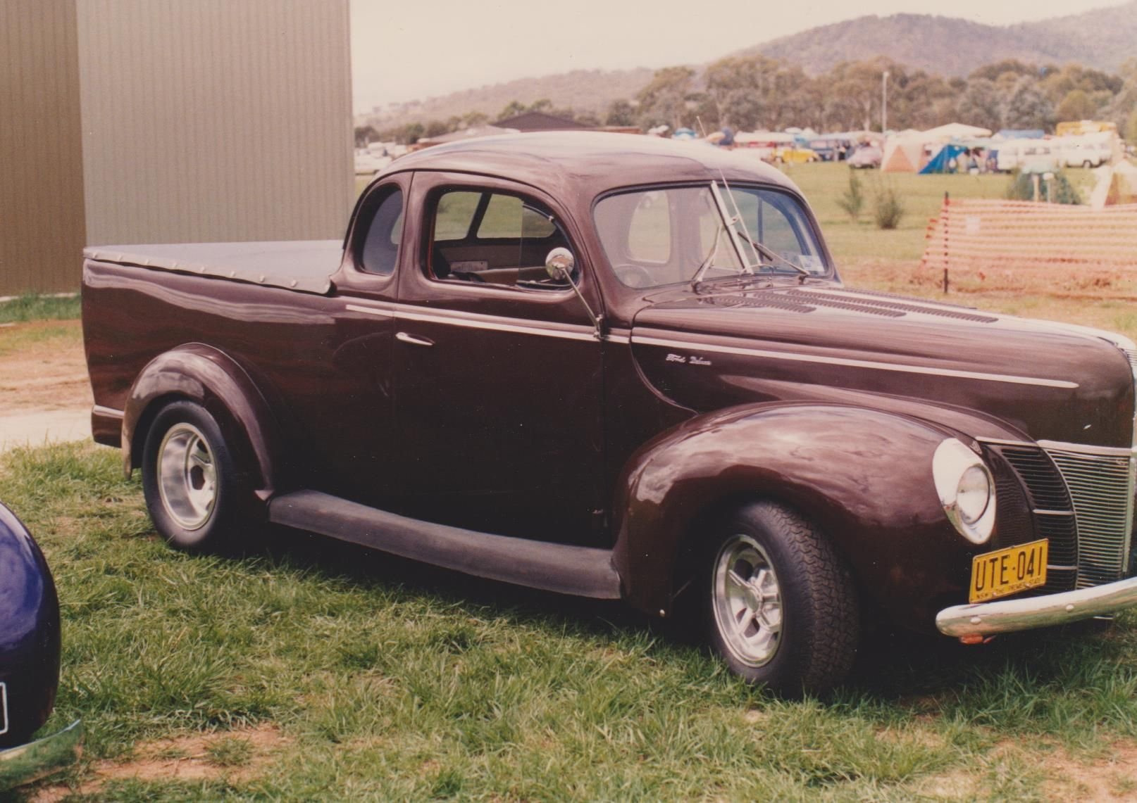 1940 Ford Australia Deluxe Coupe Ute Classic Trucks 1940 Ford Car