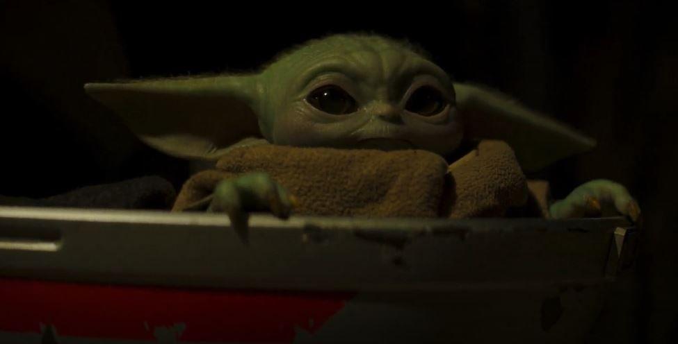 Baby Yoda So Cute Yoda Mandalorian Star Wars