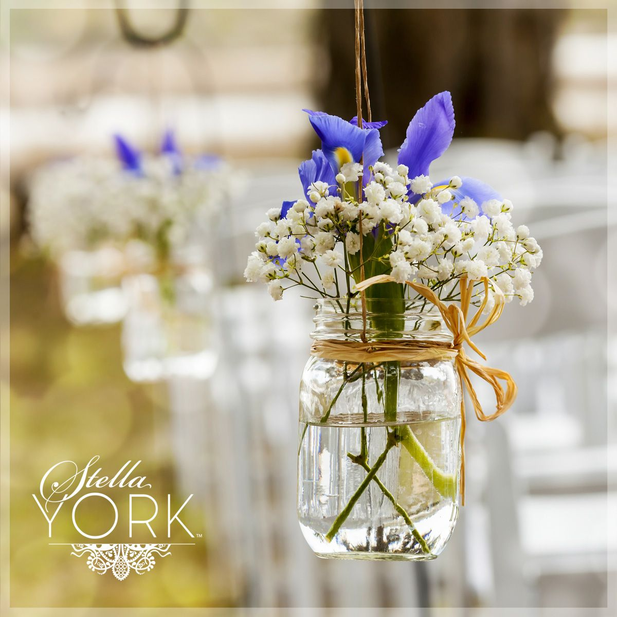 Over 80 Mason Jar Wedding Ideas | Rustic feel, Jar wedding ideas and ...