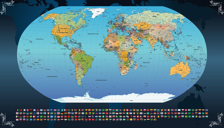 16 wallpaper mapa mundi - photo #11