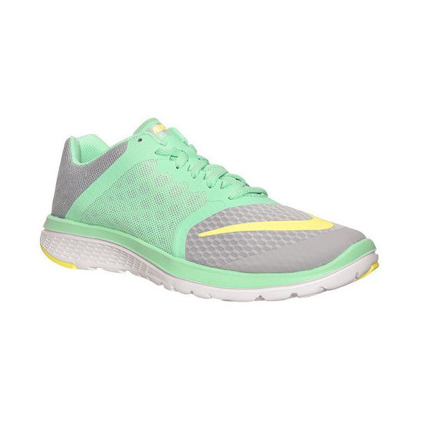 pretty nice 03757 5e16c Women s Nike FS Lite Run 3 Running Shoes ( 75) ❤ liked on Polyvore featuring