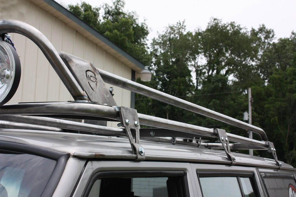 Roof Rack Mounts Jeep Cherokee Xj 84 01