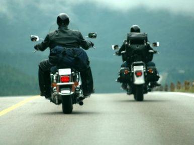 Moottoripyöräsafari kahdelle!