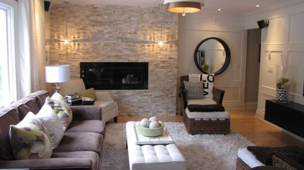 Our New Family Room   Living Room Designs   Decorating Ideas   HGTV Rate My  Space