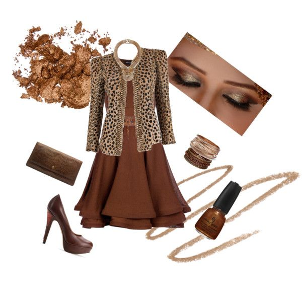 Subtle and Sassy, created by psychomama on Polyvore