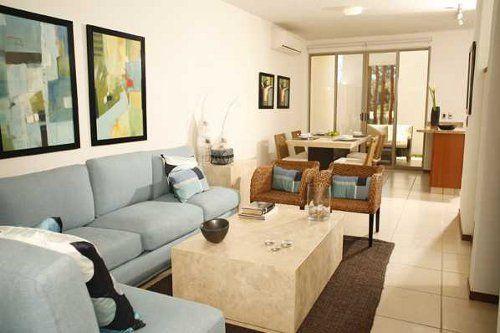 como decorar una sala comedor Pequena1 | Casa | Pinterest | Sala ...