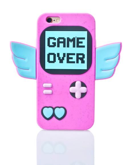 Game Over iPhone 6/6S Case