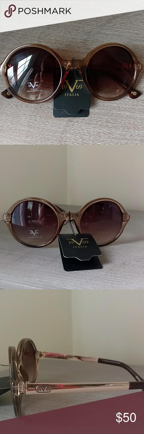 a5660f1a9c 🎆New Versace V19.69 Italia sunglasses🎆final pri New w tag