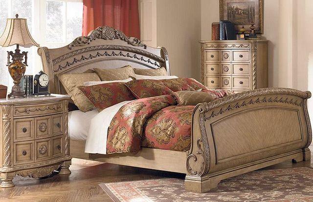 Dormitoare Elegante In Stilul Vintage Idei De Amenajare Interioara Ashley Bedroom Furniture Sets Ashley Furniture Bedroom Bedroom Sets
