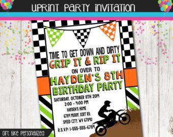 Printable dirt bike birthday package dirt bike party package on sale dirt bike birthday packagedirt bike party package filmwisefo