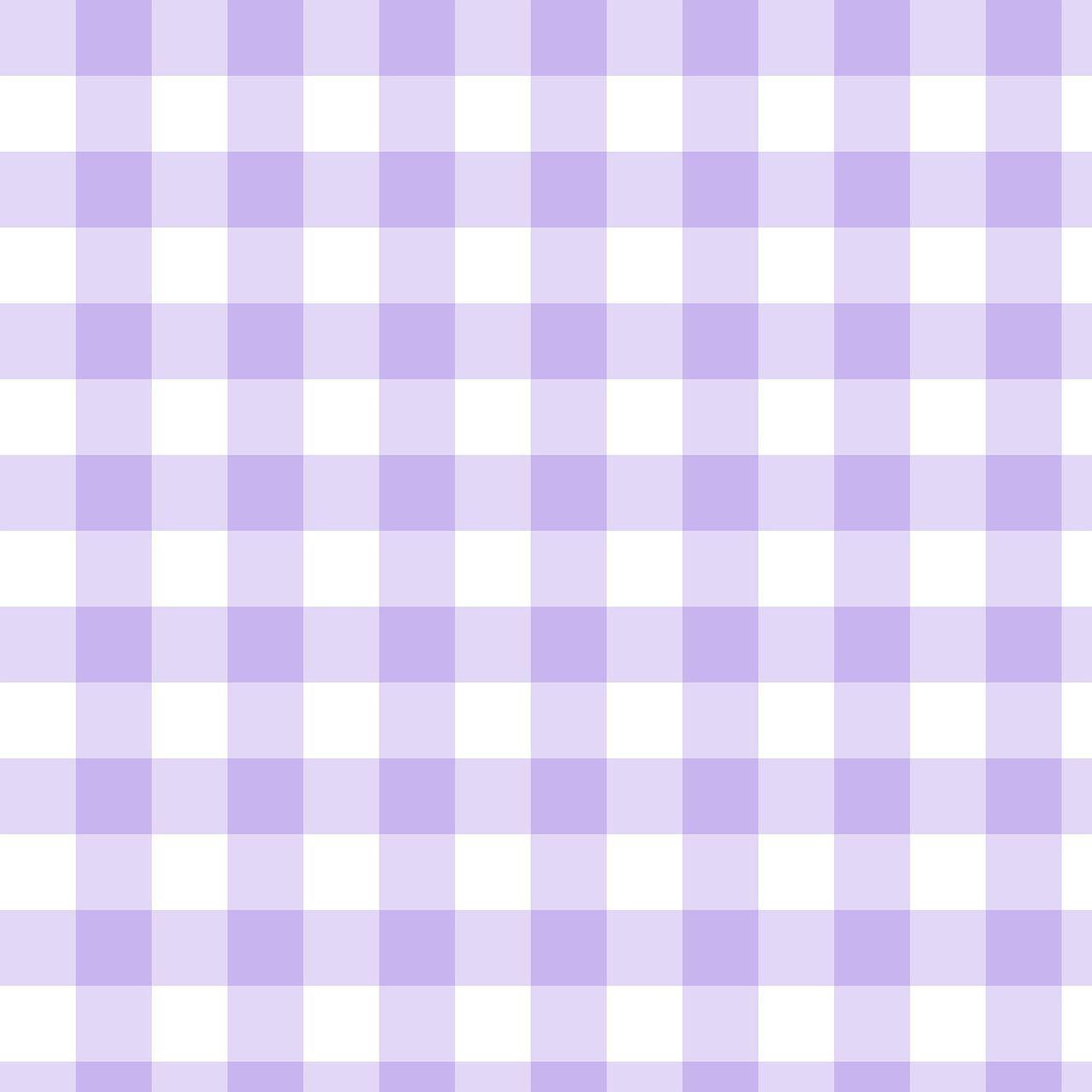 Free Image on Pixabay - Gingham, Purple, Backgroun