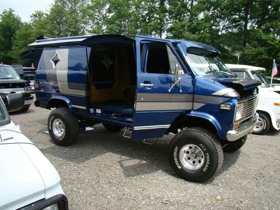 enter at own risk chevy van pinterest vans custom vans and 4x4. Black Bedroom Furniture Sets. Home Design Ideas