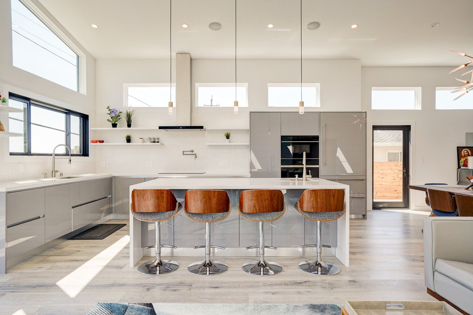 George Residence By Ma Dimensions In 2020 Kitchen Renovation Dream Kitchen Open Space Living