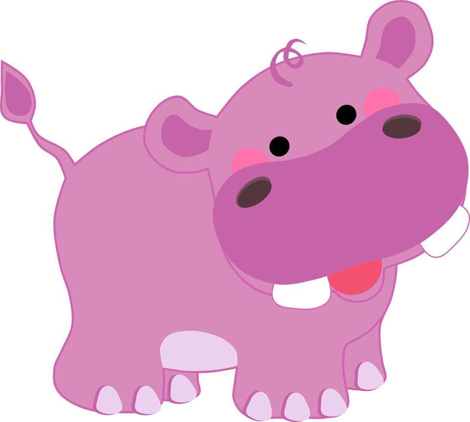 hipopótamo | Coloring quilt | Animais selvagens, Animais e ...