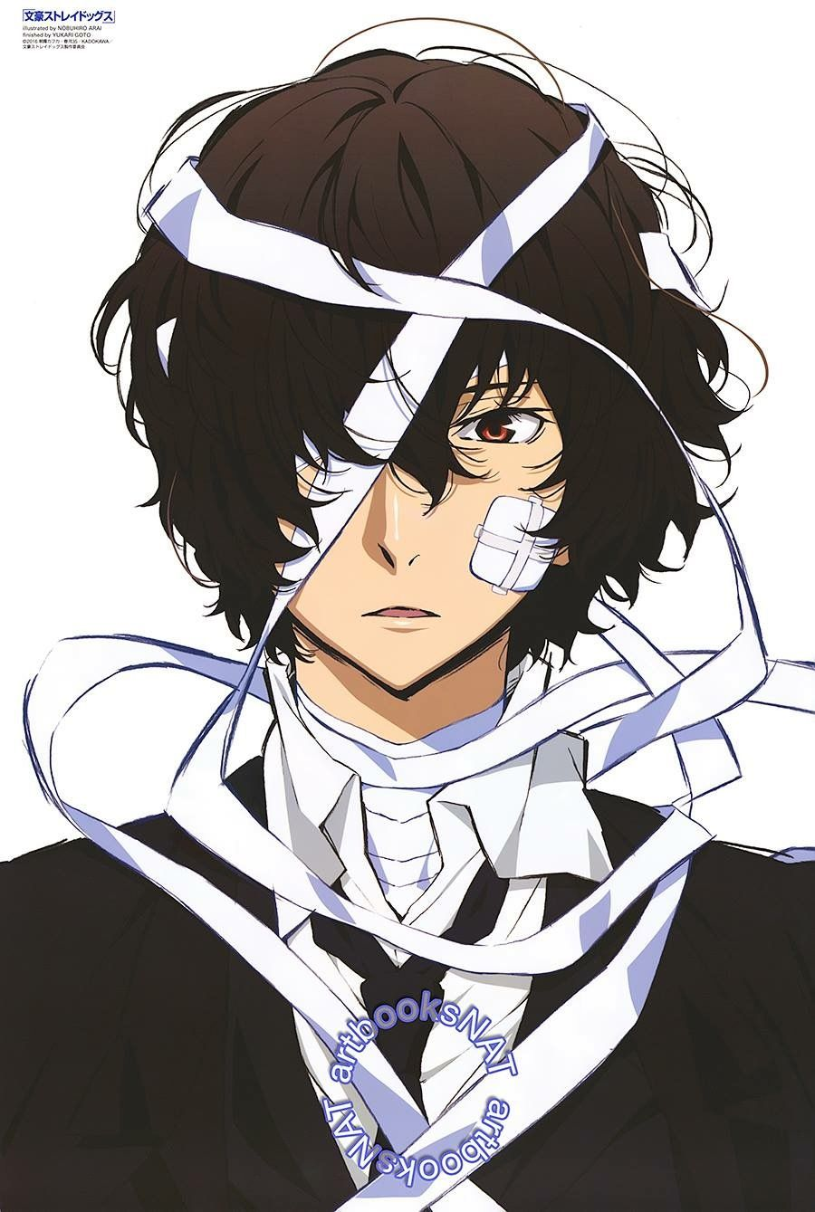 Dazai bungou stray dogs bungou stray dogs pinterest bungou