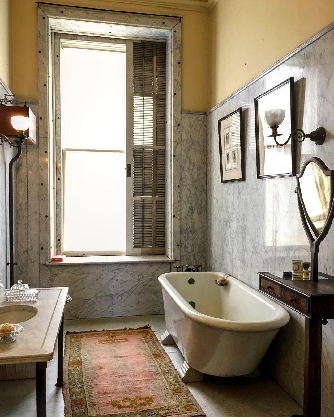 Conservatory Room Addition In The Uk 1040x1485 In 2020: May 27th 2017 🙌🏽 #tbt #vintagebathroom #lostintime #gildedage #belleepoque #millsmansio