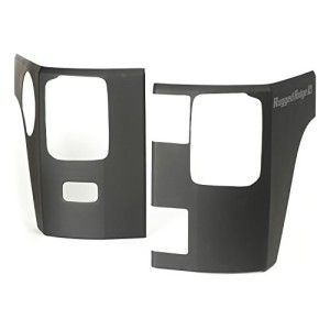 Rugged Ridge Rear Corner Body Armor for JK Jeep