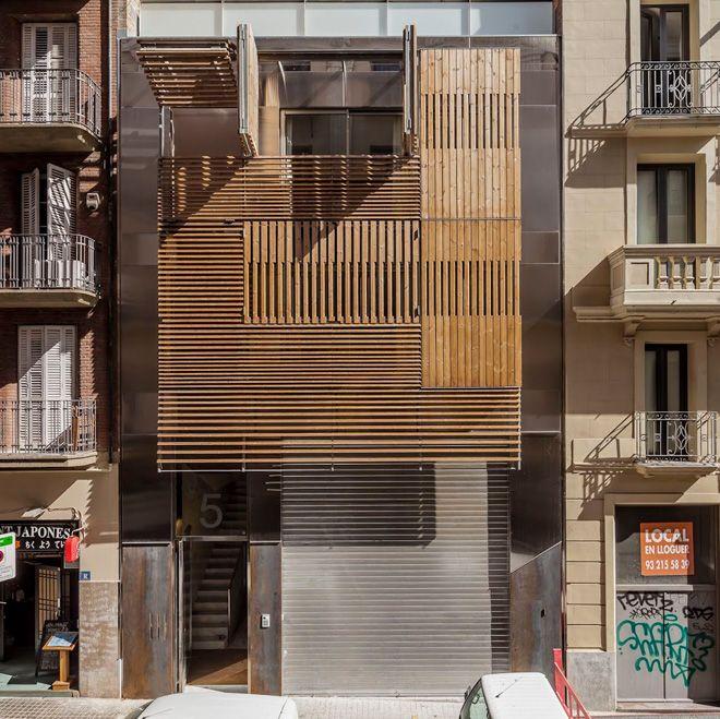 Mateoarquitectura//condo on Passatge Marimon in the Sant Gervasi /Barcelona,