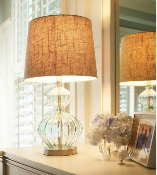 Beach Cottage Style Lamps