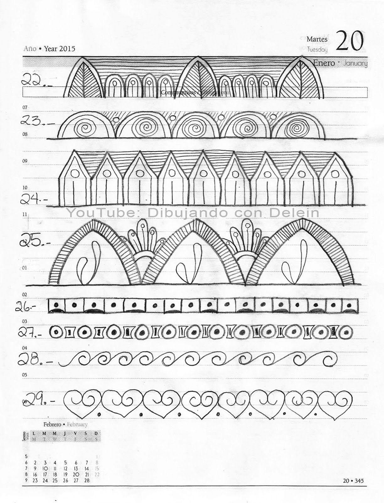 3 de 20 Me auto impuse un reto de 100 lineas para Mandala esta es la hoja 3  de 20, pertenece a la s… | Mandala art, Lección de arte de mandala, Dibujos  con mandalas