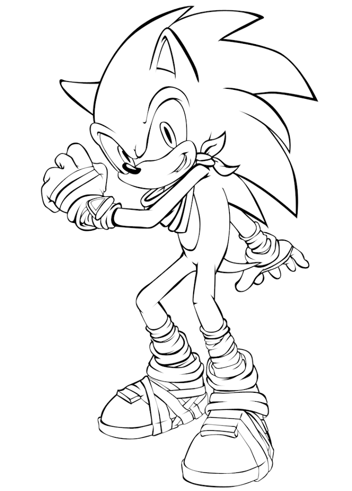 Sonic Boom Coloring Pages Printable Shelter Coloring Pages Cartoon Coloring Pages Bear Coloring Pages
