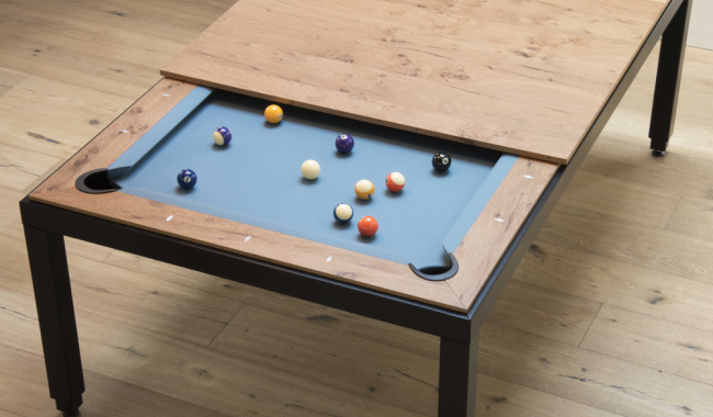 New Vintage Table Fusion Tables Tm Outdoor Pool Table