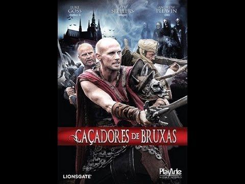 Caçadores de Bruxas - Filme Completo Dublado