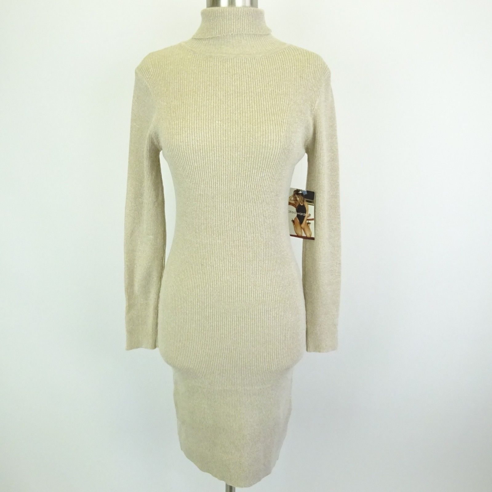 Kim kardashian west naked wardrobe beige long sleeve turtleneck thin