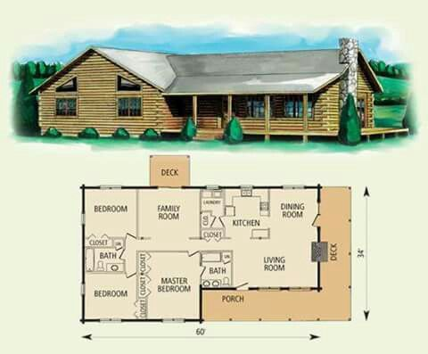Pin By Terry Stanley On Cabin Dreams Courtyard House Plans Log Cabin Floor Plans Log Cabin Plans