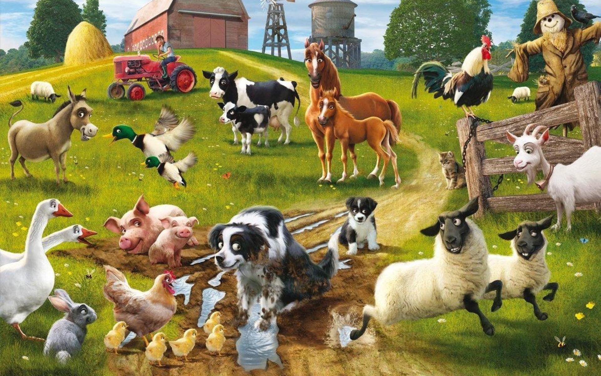 Shop For Farmers Love Animals Cow Cat Pig Chicken Goat Horse Sheep Dog Animals Animal Wallpaper Farm Animals