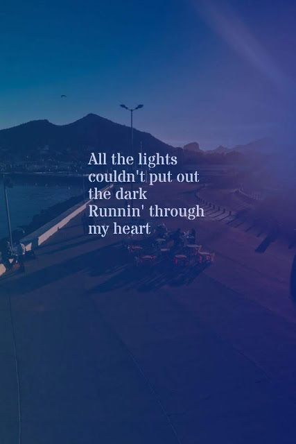 Harry Styles - Lights Up Quotes