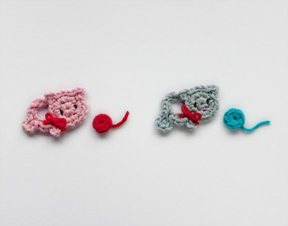 Little Cat Applique