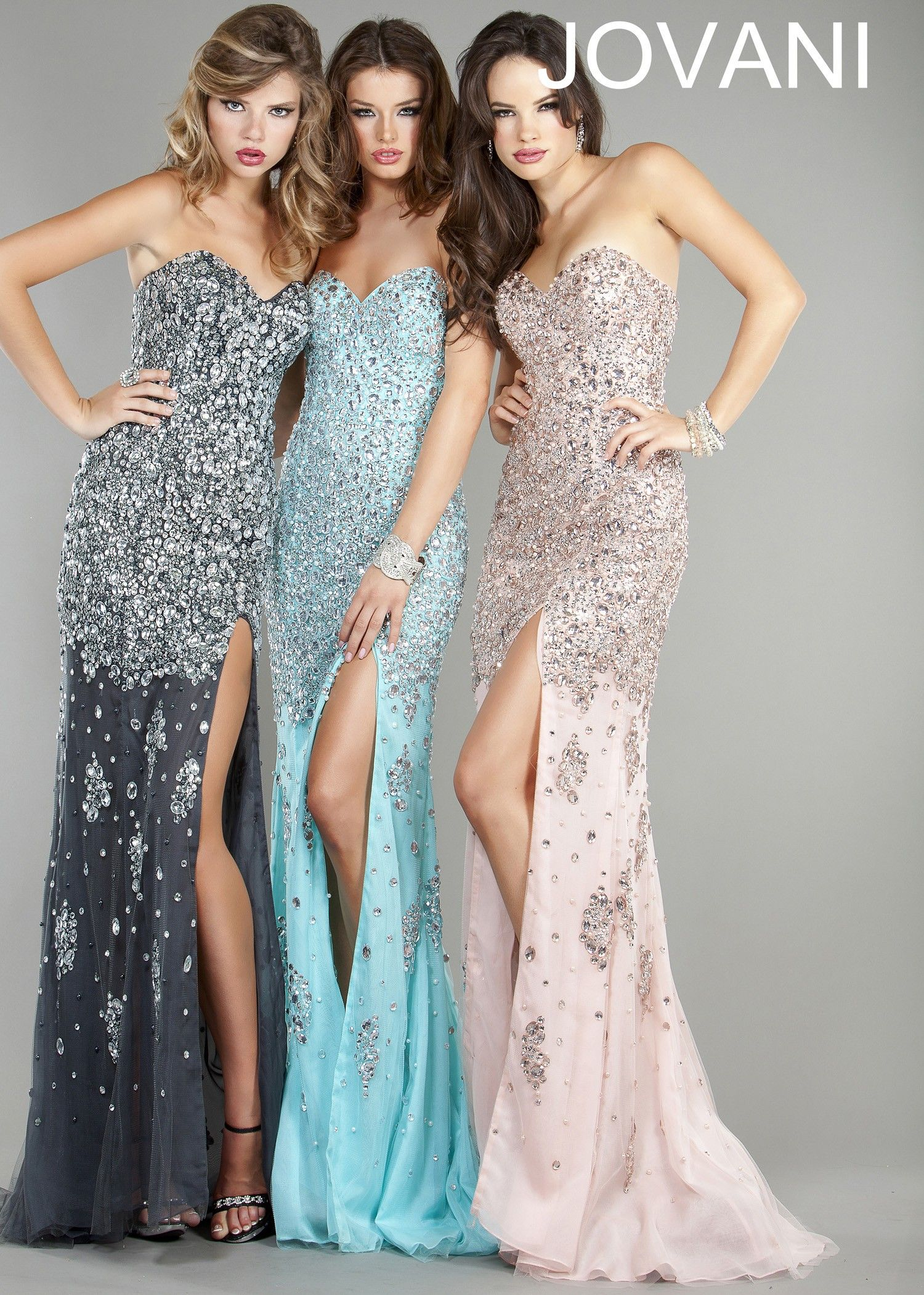 Jovani 4247 Beaded Long Dress | Beaded evening gowns, Gowns and Prom