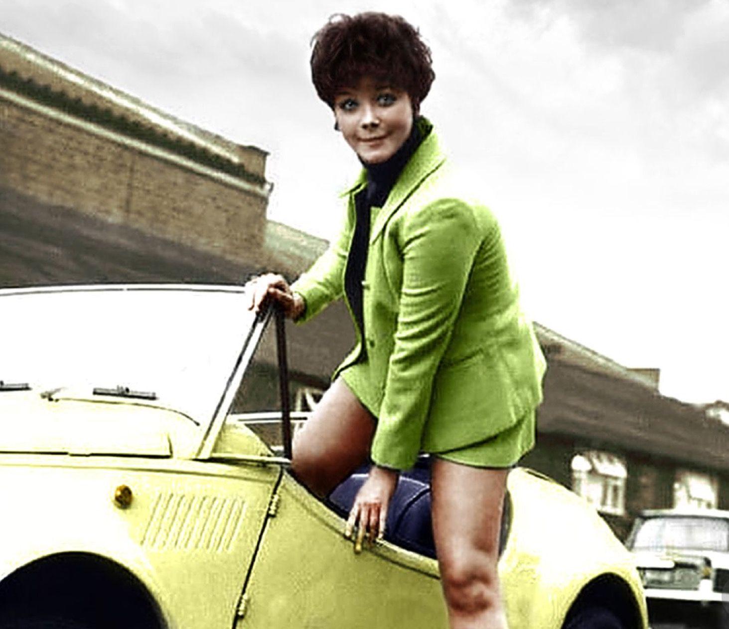 Tara's Vignate Gamine. The smallest car in 1968