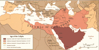 From The Eye Of The East The Middle Age Golden Age Of Islam