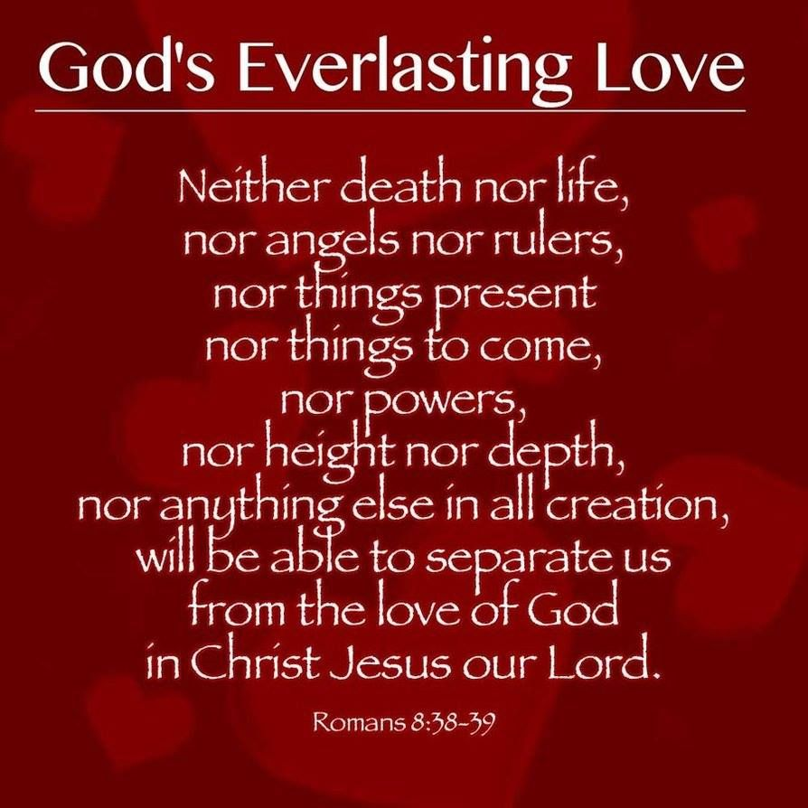 His Everlasting Love For Me