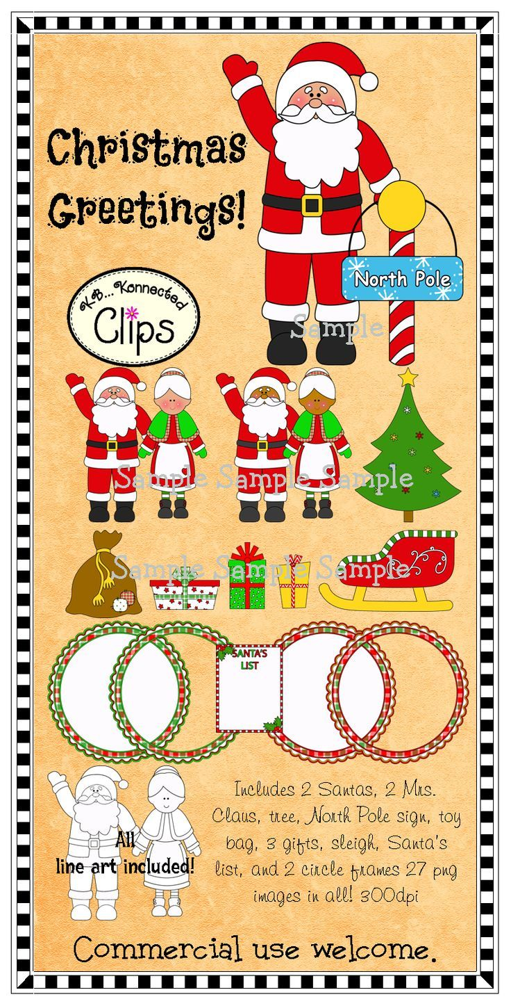 Clip art greetings from the north pole clip art north pole and clip art greetings from the north pole tpt cyber sale 122 32013 httpteacherspayteachersproductclip art greetings from the north pole m4hsunfo
