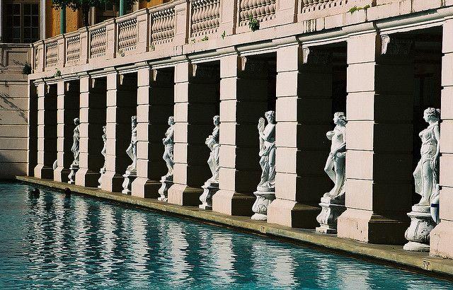 Biltmore Hotel pool (Coral Gables, Florida)