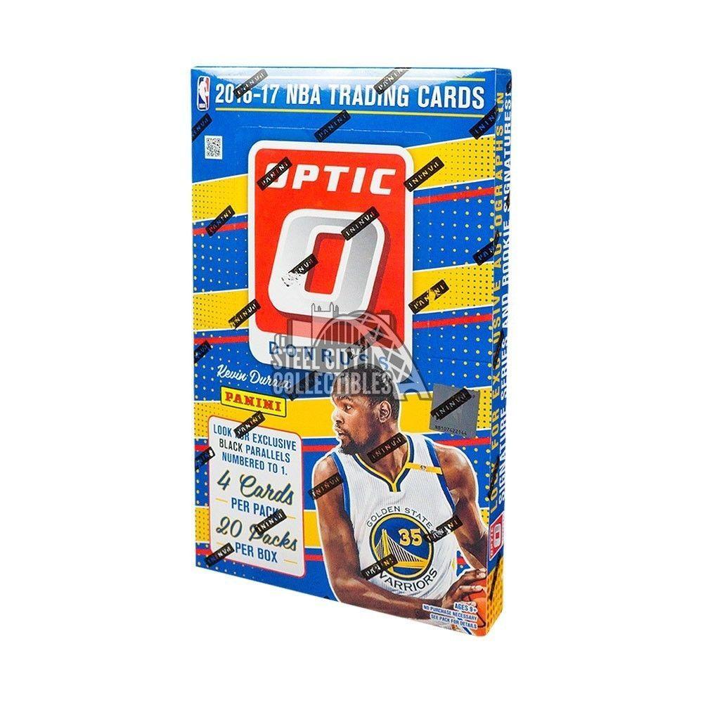 201617 panini donruss optic basketball 20ct retail box